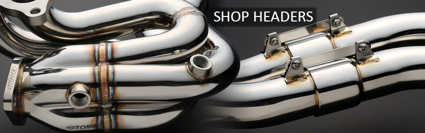 Shop Headers