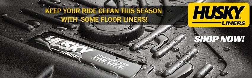 Shop Floor Liners!