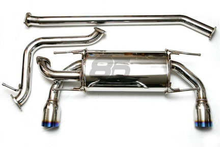 Picture of AVO Turboworld SS Cat Back Exhaust