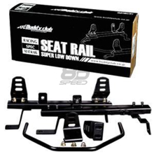Picture of BC08-RSBSRZN6-L   -Buddy Club Seats - Super Low Down Seat Rails SUBARU -BRZ -SCION FR-S
