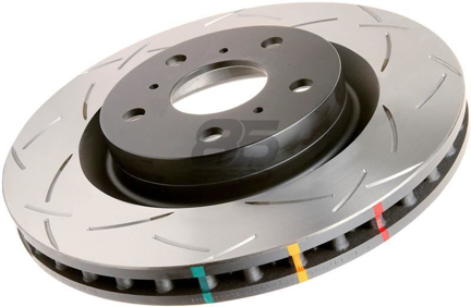 Picture of DBA Slotted T3 Rotor 4000 Series (Front)