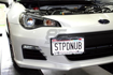 Picture of GrimmSpeed License Plate Relocation Kit