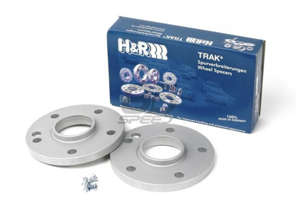 Picture of H&R TRAK+ 5mm Spacers - BRZ/FR-S