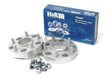Picture of H&R TRAK+ 25mm Spacers FRS/BRZ/86