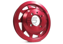 Picture of Perrin Lightweight Red Crank Pulley FRS/BRZ/86