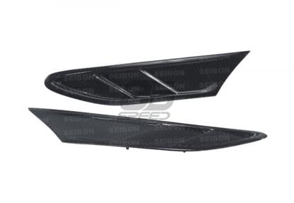 Picture of SEIBON FR-Style Carbon Fiber Fender Ducts FRS/BRZ/86