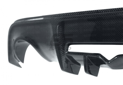Picture of SEIBON Carbon Fiber Rear Diffuser