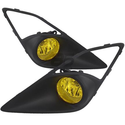 Picture of Spyder FRS Fog Light kit (YELLOW)