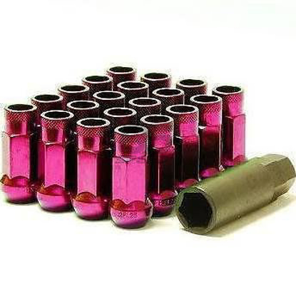 Picture of Muteki SR48 Lug Nuts : Pink : 12x1.25