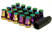 Picture of Muteki SR48 Lug Nuts : Purple : 12X1.25