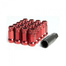 Picture of Muteki SR48 Lug Nuts : Red : 12x1.25
