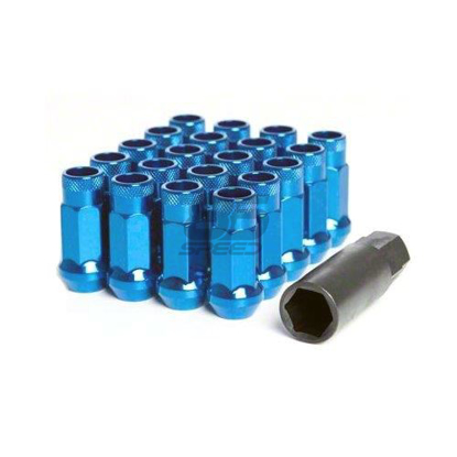 Picture of Muteki SR48 Lug Nuts : Blue : 12x1.25