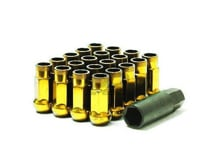 Picture of Muteki SR48 Lug Nuts : Gold Chrome : 12x1.25