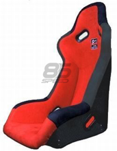 Picture of Buddy Club Seats - P1 Edition  Color: Red