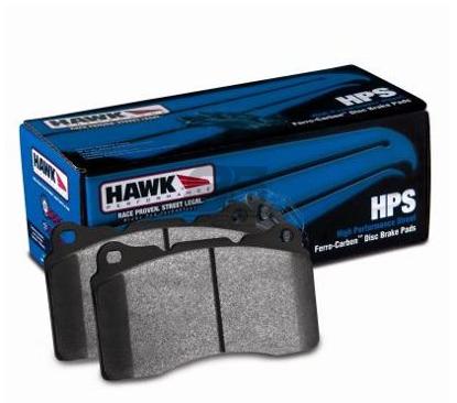 Picture of Hawk HPS Brake Pads - Rear Subaru BRZ / Scion FRS