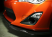 Picture of APR Carbon Front Lip Scion FRS