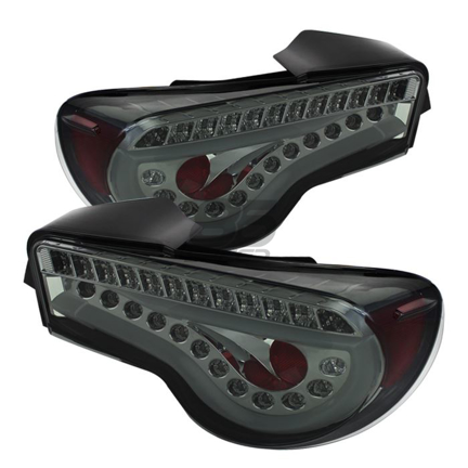 Picture of Spyder LED Taillights Smoked FRS/BRZ/86