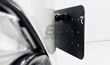 Picture of Raceseng Tug plate (Shaft + Mount)