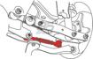 Picture of SPC 86  Adjustable Rear Toe EZ Arm - 67655 (Pair)