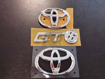 Picture of Toyota GT86 Conversion Badge Kit for FR-S! Genuine (OEM) Toyota Badges
