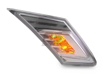 Picture of Dual Color Side Marker Lights - Chrome / Clear (Pair)