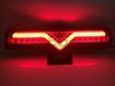 Picture of Reverse bar & Third Brake Light (SMOKE) Scion FRS/ Subaru BRZ