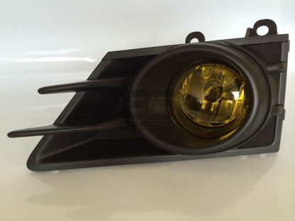Picture of WINJET Yellow Front Fog Light Kit - Subaru BRZ (Wiring Kit included)