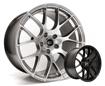 Picture of Enkei Raijin 18x9.5 5x100 +45 Titanium Grey Wheel