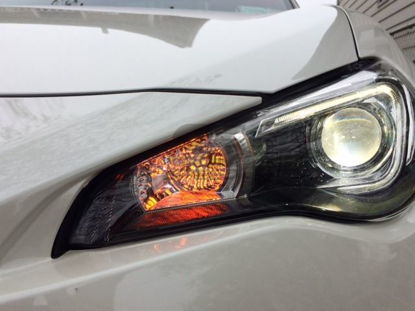 "Picture of Turn Signal ""DEEP AMBER"" - FRONT Turn Signals Subaru BRZ Only"