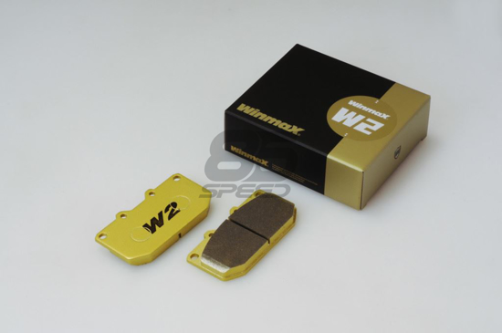 Picture of Winmax W2 (Rear pads)