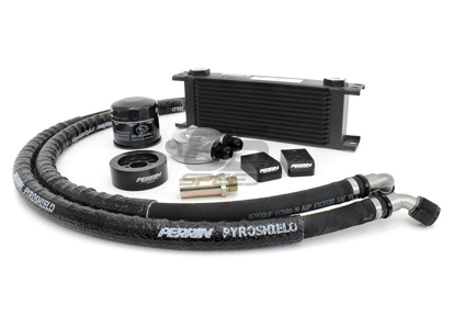 Picture of Perrin Oil Cooler Kit FRS/BRZ/86 - PSP-OIL103