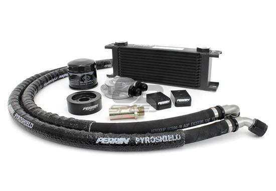 Picture of Perrin Oil Cooler Kit FRS/BRZ/86 - PSP-OIL103