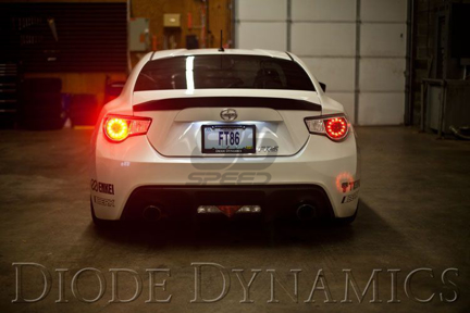 Picture of Diode Dynamics FR-S / BRZ Tail as Turn +Backup Module