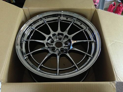 Picture of Enkei NT03 SBC 18x9.5 +40 5x100