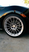Picture of Enkei RS05-RR 18x9.5 5x100 +43 Sparkle Silver Wheel