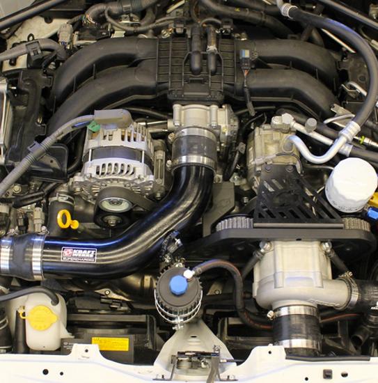 Kraftwerks C38 Supercharger w/ Ecutek FRS / BRZ / 86