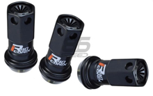 Picture of Project Kics R40 Iconix M12x1.25 Black Lug Nuts