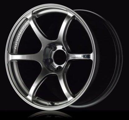 Picture of Advan Racing RGIII 18x9.5 5x100 +45 Hyper Black Wheel