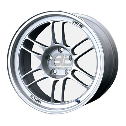 Picture of Enkei RPF1 17x8 5x100 +45 Silver Wheel