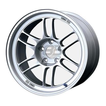 Picture of Enkei RPF1 17x8 5x100 +45 Silver Wheel