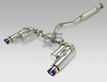 Picture of APEXi N1 Evolution Extreme Dual Exit Catback Exhaust