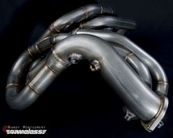 Picture of Stepped Long Tube 4-2-1 Header BRZ / FR-S / GT-86