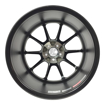 Picture of Volk ZE40 18x10 +40 5x100 Diamond Dark Gunmetal