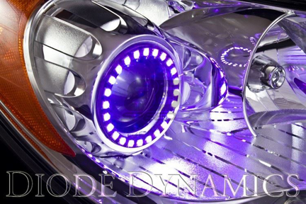 Picture of Diode Dynamics RGB 90mm Halo