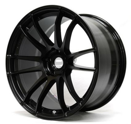 Picture of Gram Lights 57Xtreme 19x9.5 5x100 +43 Semi Gloss Black Wheel