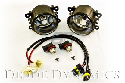 Picture of Glass Fog Light Conversion Kit for 2013-2016 Subaru BRZ