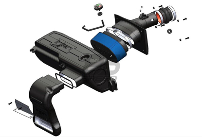 Picture of Injen Evolution Cold Air Intake System