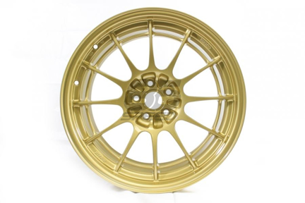 Picture of Enkei NT03 18x9.5 5x100 +40 Gold Wheel