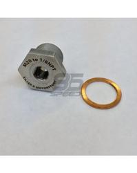 Picture of Killer B M20 (OEM) to 1/8NPT Oil Temperature Sensor Adapter