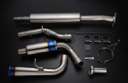 Picture of Tomei Expreme Ti Titanium Catback Exhaust Type 60S